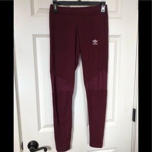Women's Adidas Cotton Stretch Leggings NWOT!